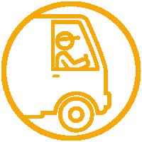 Transporte de alfombras a empresas